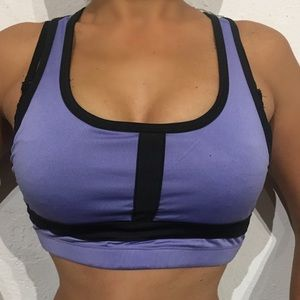 pro spec Tops - Pro spec activewear purple yoga gym exercise XS
